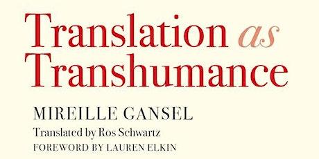 BCLT Summer School Event: Translation as Transhumance tickets