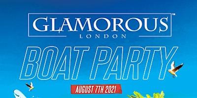 Glamorous+LDN+Boat+Party