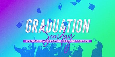 Graduation Sunday  Service tickets
