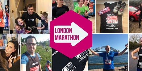 London Marathon 2021 - charity place with Toybox tickets