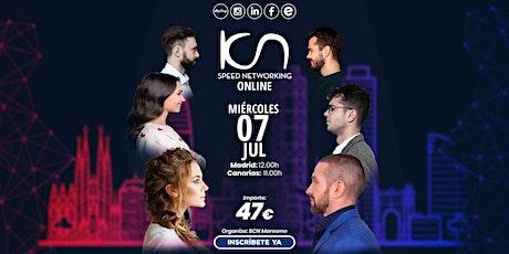 KCN Maresme Speed Networking Online 7 Jul entradas