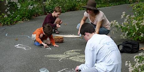 Sidewalk Chalk Walks tickets
