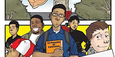 Comic Strip Book Club: Watch Your Head tickets