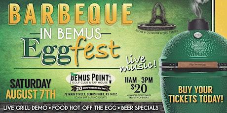 Barbeque in Bemus EGGfest tickets