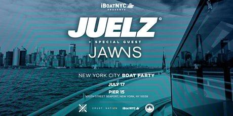 Sable Valley Presents  JUELZ + Special Guest JAWNS Boat Party NYC tickets