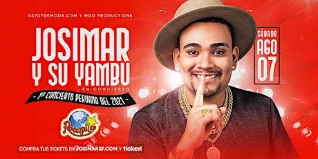 Josimar y su Yambu en San Francisco tickets