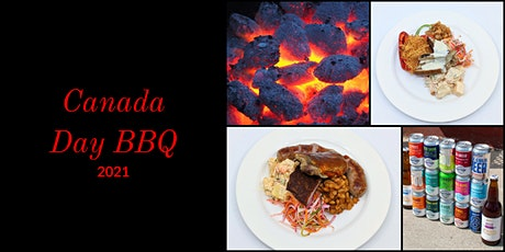 Canada Day BBQ - Supper Box for Two tickets