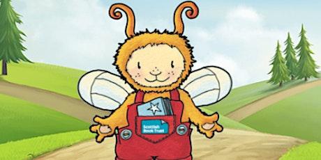 Bookbug at the Back Braes Teddy Bears Picnic tickets