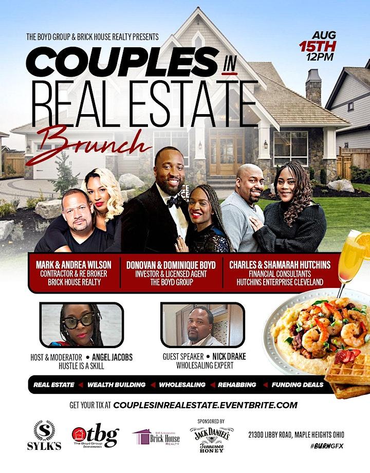 Couples In Real Estate BRUNCH image