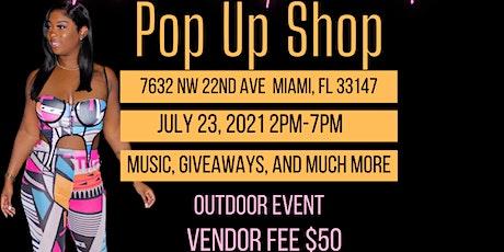 Miami Empowerment Pop Up Shop 2 tickets