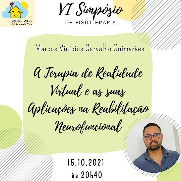 Imagem do evento VI Simpósio de Fisioterapia da Santa Casa de Diadema