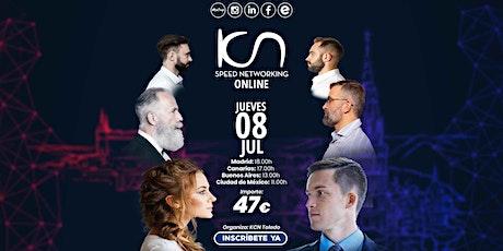 KCN Toledo Speed Networking Online 8 Jul entradas
