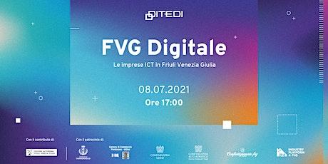 FVG Digitale - Le imprese ICT in FVG biglietti