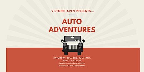 Auto Adventures tickets