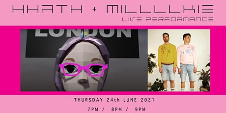 Half Hour At The Hilton + Millllkie: Live Performance Exhibition tickets