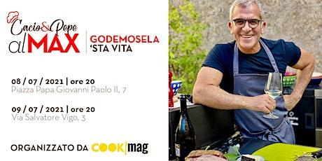 Copia di Cacio&Pepe - Cucina Max Mariola biglietti