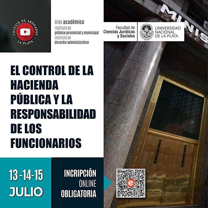 Imagen de El control de la hacienda pública y la responsabilidad de los funcionarios