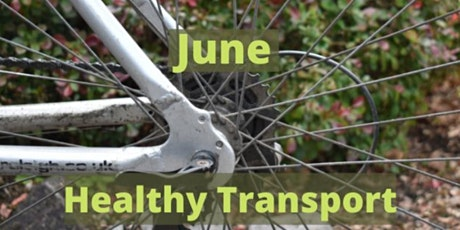 Let's talk about the climate emergency: Healthy transport? tickets