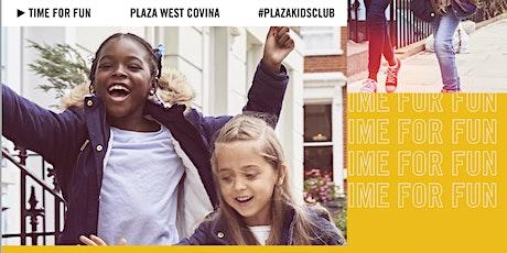 PLAZA KIDS CLUB - FUN & FITNESS tickets