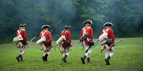 Redcoats, Rebellion, and the Hale Homestead:  An 18th-Century Encampment tickets