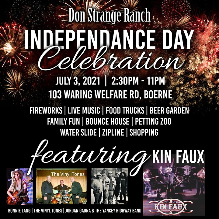 4th of July Celebration on the 3rd! image