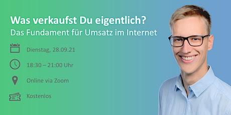 """Toastmasters: """"Was verkaufst Du eigentlich?"""" vom Werbetexter Max Vogt Tickets"""