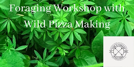 Full Day Foraging Workshop with Wild Pizza Making in North Ayrshire tickets