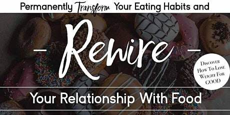 Permanently Transform Your Relationship with Food - Weightloss Orlando tickets