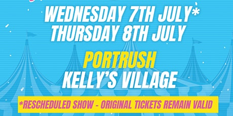 Shane Todd  The Outsider Tour - Kelly's Village, Portrush RESCHEDULED DATE tickets