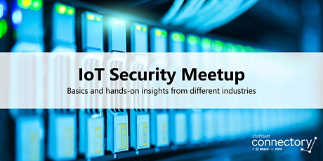 IoT Security Meetup tickets