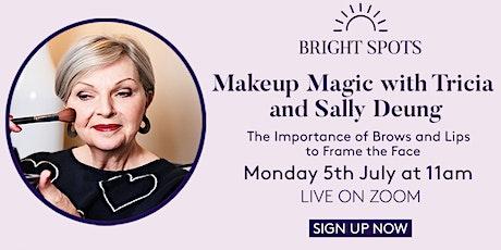 Makeup Magic Mondays with Sally Deung tickets
