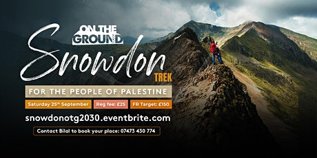 Mt Snowdon Trek tickets