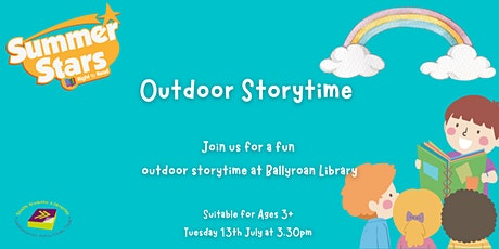 Summer Stars : Outdoor Storytime tickets