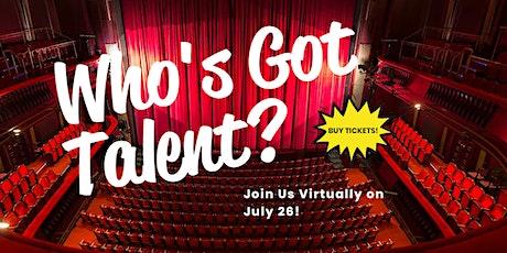 Who's Got Talent? tickets