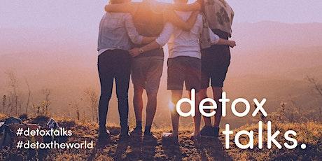 #DetoxTalks: Can sustainable living go mainstream? tickets