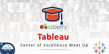 Tableau Center of Excellence Meetup tickets