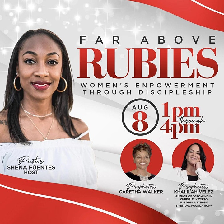 Far Above Rubies: Women's Empowerment Through Disc image