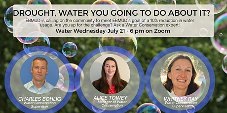 Drought, Water You Going to Do About It? tickets