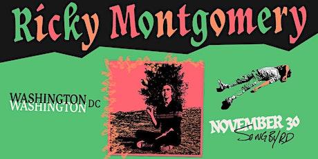 RICKY MONTGOMERY tickets