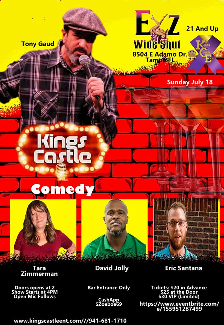 King Castle Comedy image