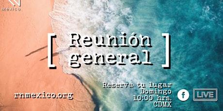 1ra Reunión Domingo 27.06.21 boletos