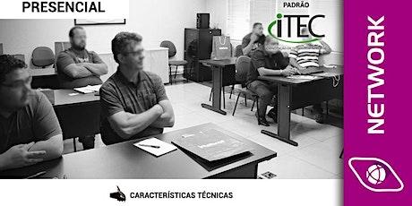 PRESENCIAL|INTELBRAS - TÉCNICO DE REDE EPON PARA CFTV ingressos