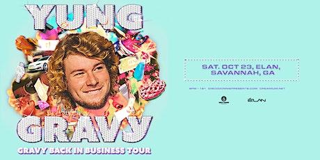 Yung Gravy - Back in Business Tour at Elan Savannah (Sat, Oct 23rd) tickets