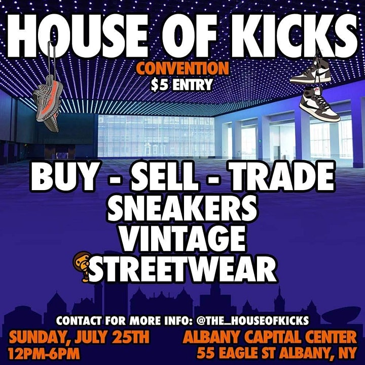 House Of Kicks Convention image