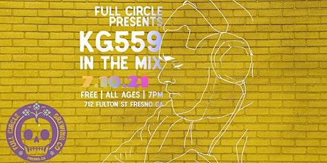 Full Circle Presents: KG559 tickets