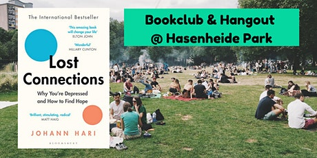 Bookclub + Hangout in @ Hasenheide Park Tickets