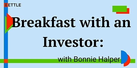 Breakfast with an Investor: Howard Lee Morgan, First Round Capital tickets