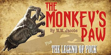 THE MONKEY'S PAW tickets