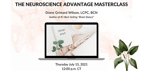 The Neuroscience Advantage Masterclass tickets