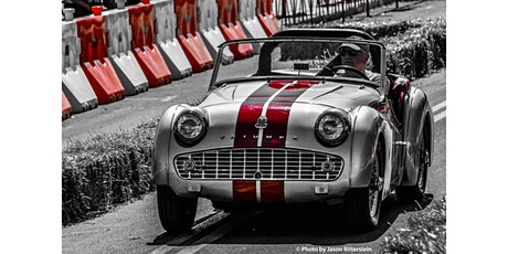 Coatesville Invitational Vintage Grand Prix Friday Evening Cruise-in tickets